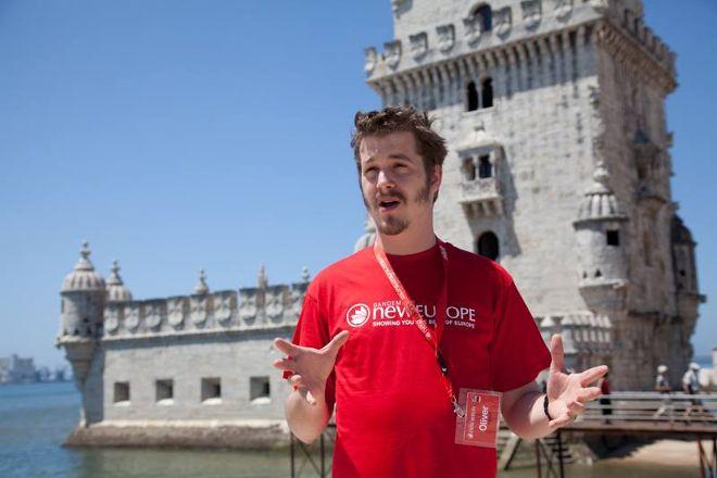 SANDEMANs NEW Lisbon, Free Walking Tour, Lisbon, Portugal