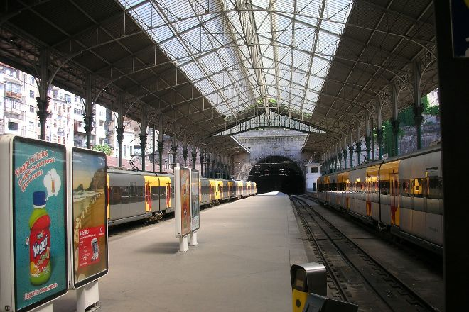 Sao Bento Railway Station, Porto, Portugal