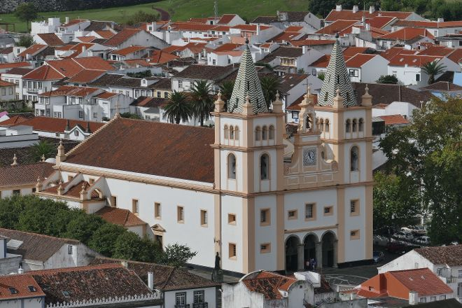 Se Cathedral, Angra do Heroismo, Portugal