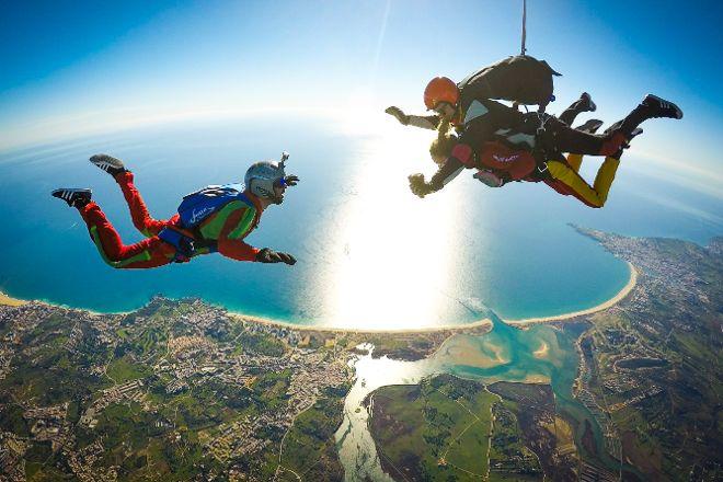 Skydive Seven, Portimao, Portugal
