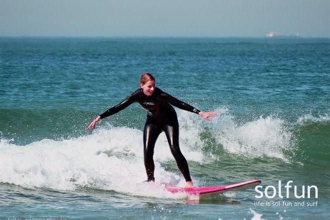 Solfun Surf School, Lisbon, Portugal
