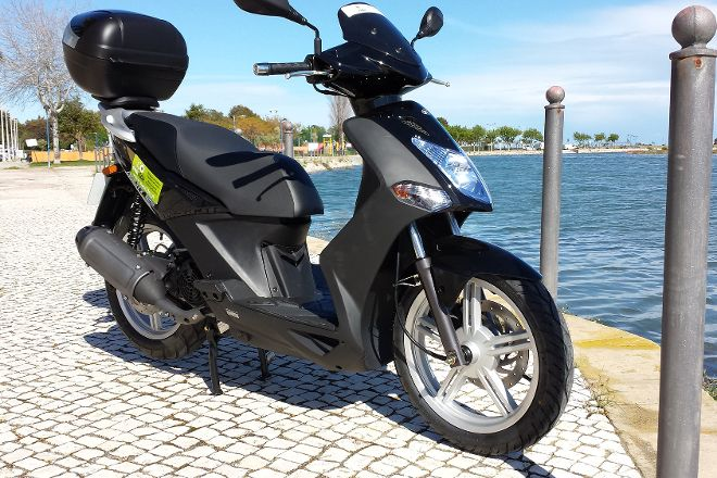 Sunride Rent-a-moto, Olhao, Portugal