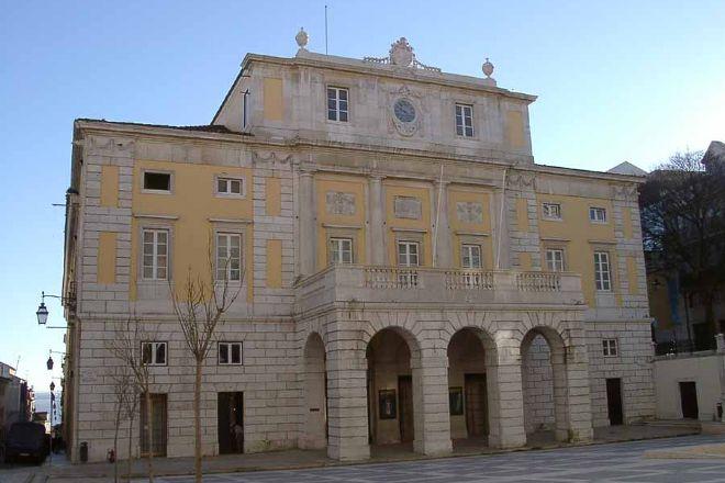 Teatro Nacional de Sao Carlos, Lisbon, Portugal