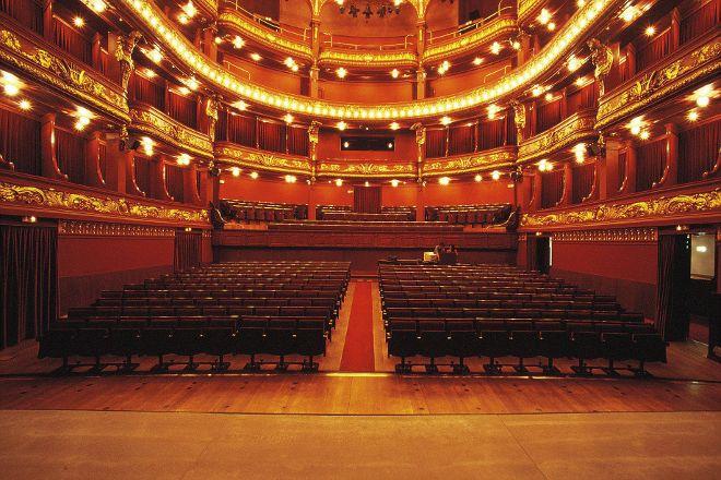 Teatro Nacional Sao Joao, Porto, Portugal