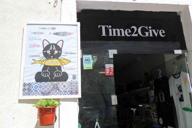 Time2Give, Lisbon, Portugal