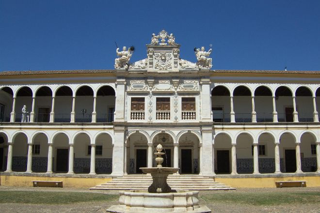 University of Evora, Evora, Portugal