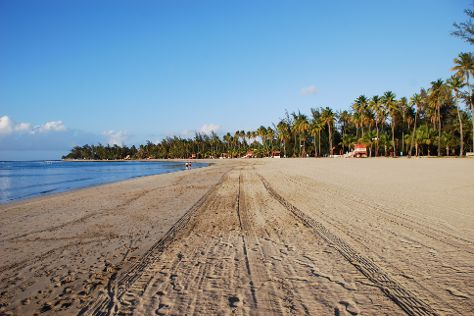 Monserrate Beach, Luquillo, Puerto Rico