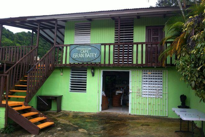 Cafe Gran Batey, Utuado, Puerto Rico