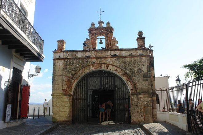Calle del Cristo, San Juan, Puerto Rico