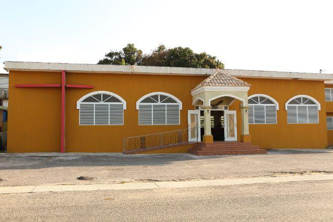 Iglesia Metodista De Piedra, Camuy, Puerto Rico