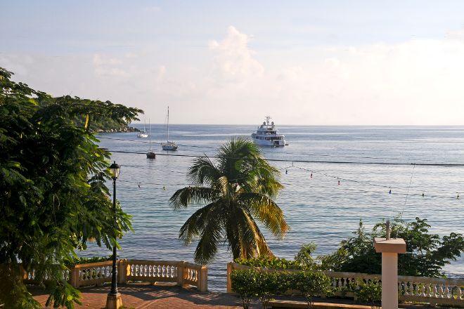 Malecon, Esperanza, Puerto Rico