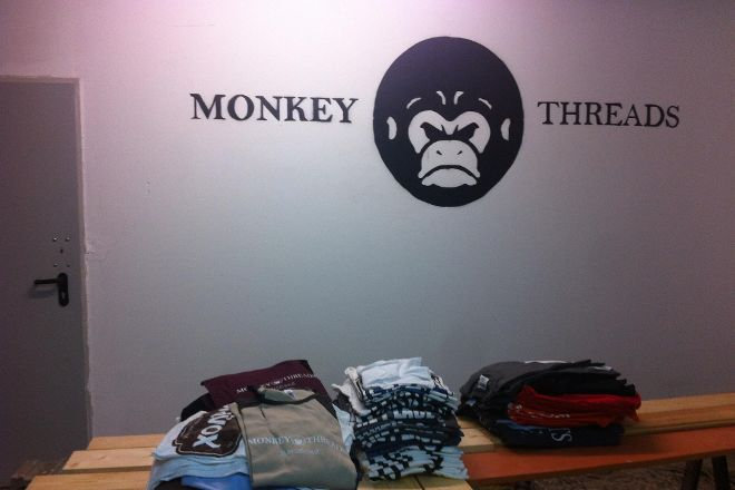 Monkey Threads, Luquillo, Puerto Rico