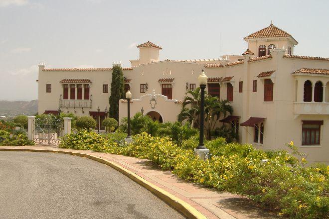 Museo Castillo Serralles, Ponce, Puerto Rico