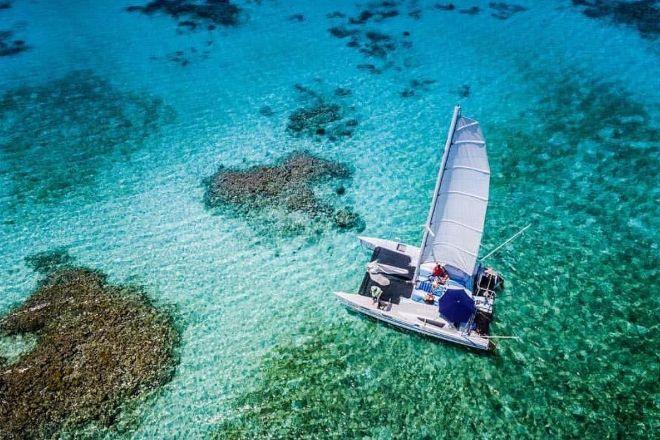 Pez-Vela Catamaran, Culebra, Puerto Rico
