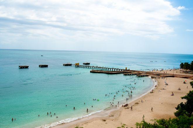 Playa Crashboat, Aguadilla, Puerto Rico
