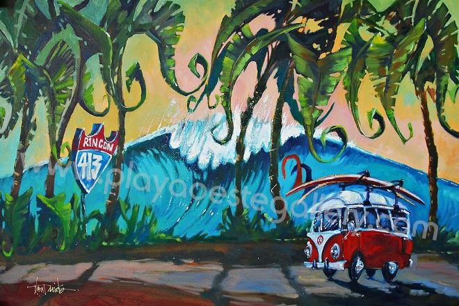 Playa Oeste Gallery, Rincon, Puerto Rico