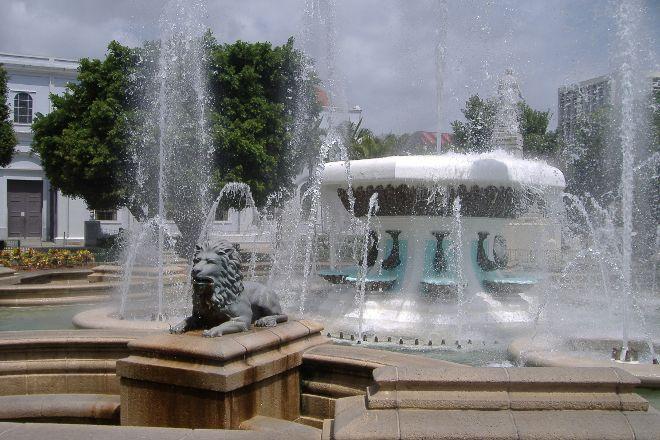 Plaza Las Delicias, Ponce, Puerto Rico