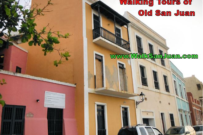 Private Tours of Old San Juan, San Juan, Puerto Rico