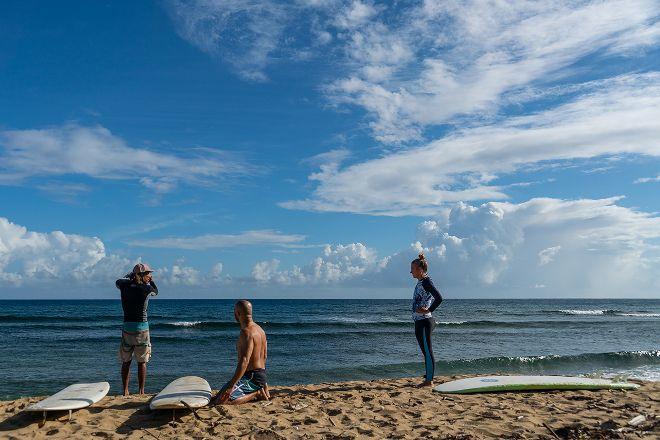 Rincon Surf School, Rincon, Puerto Rico