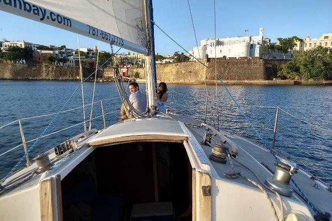 Sail San Juan Bay, San Juan, Puerto Rico