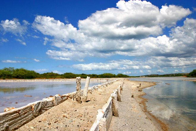 Salt Flats and Wildlife Refuge, Cabo Rojo, Puerto Rico