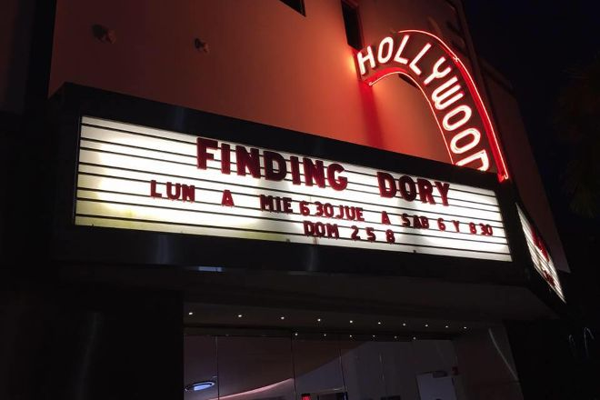 Teatro Hollywood, Coamo, Puerto Rico