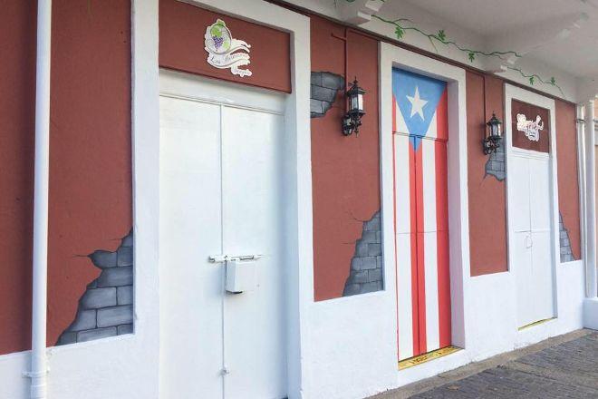 The Sangria Factory, Caguas, Puerto Rico