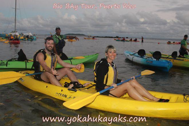 Yokahu Kayak Trips, Inc., Fajardo, Puerto Rico