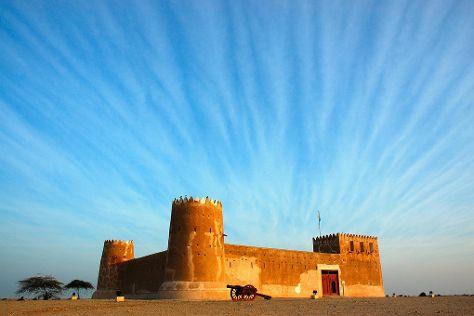 Al-Zubara Fort, Madinat Ash Shamal, Qatar