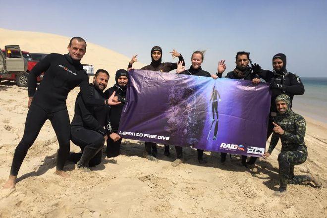 Alghais Diving, Doha, Qatar