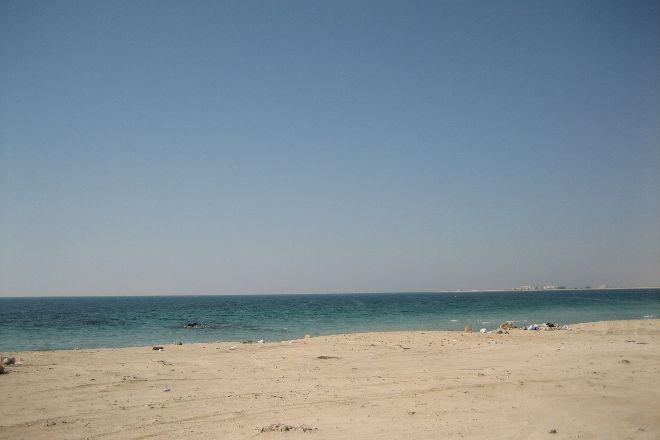 Dukhan Beach, Dukhan, Qatar