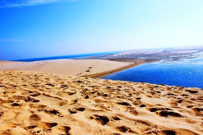 Khor Al Udaid Beach, Mesaieed, Qatar