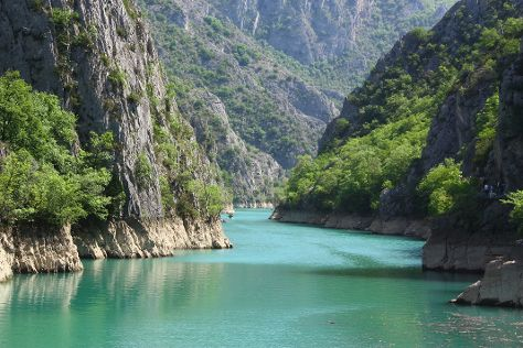 Lake Matka, Skopje, Republic of North Macedonia