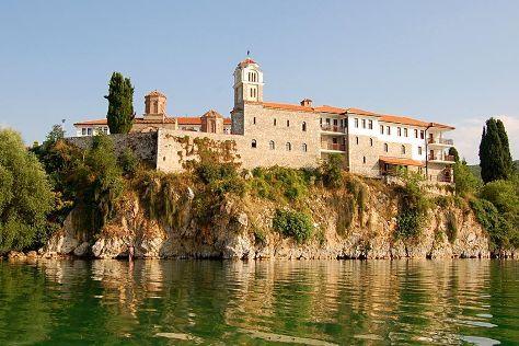 Monastery Saint Naum, Ohrid, Republic of North Macedonia