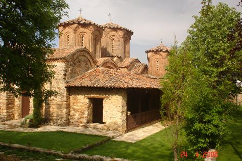 Monastery of the Most Holy Theotokos Eleusa, Strumica, Republic of North Macedonia