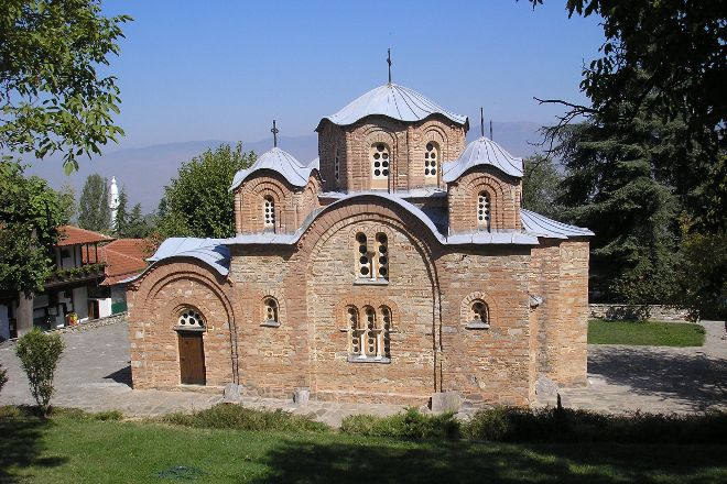 Church of St. Panteleimon, Skopje, Republic of North Macedonia