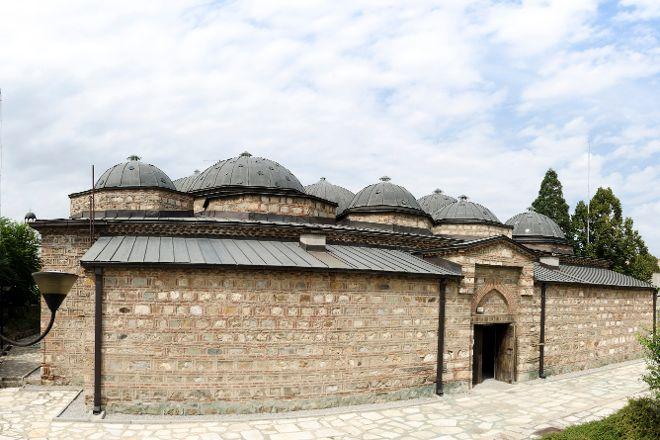 Daut  Pasha Hamam, Skopje, Republic of North Macedonia