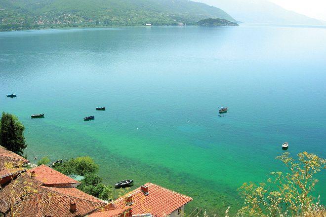 Lake Ohrid, Ohrid, Republic of North Macedonia