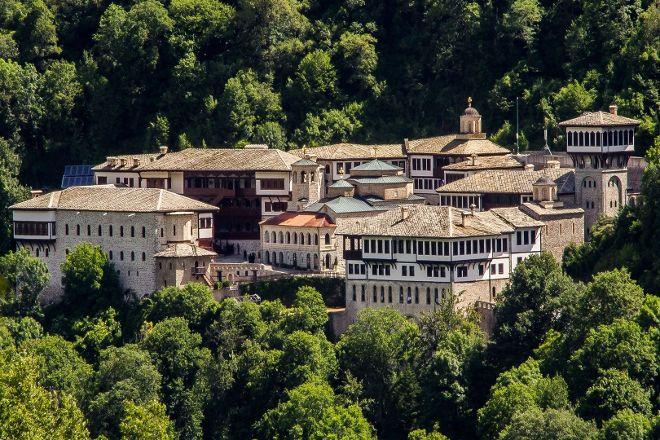 Monastery St. Jovan Bigorski, Gostivar, Republic of North Macedonia