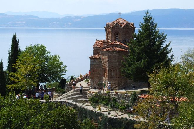 St. Jovan Kaneo, Ohrid, Republic of North Macedonia