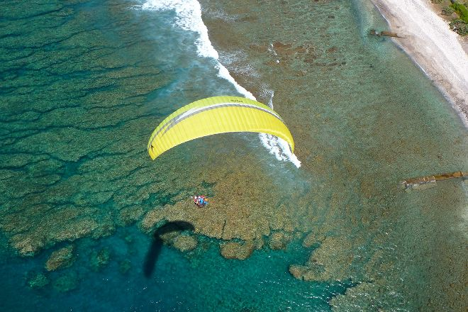 Air Reunion Parapente, Saint-Leu, Reunion Island