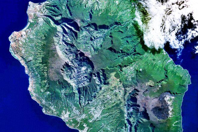 Piton des Neiges, Cilaos, Reunion Island
