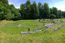 Dacian Fortresses of the Orastie Mountains, Transylvania, Romania