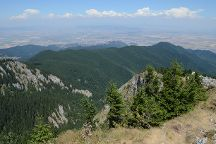 Mountain Postavarul, Poiana Brasov, Romania