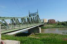 Trajan Bridge, Arad, Romania
