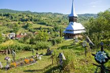 Wooden Churches of Maramures, Maramures County, Romania