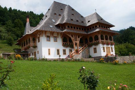 Barsana Monastery, Barsana, Romania