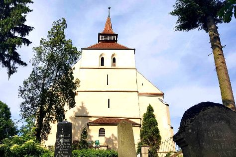 Church on the Hill, Sighisoara, Romania