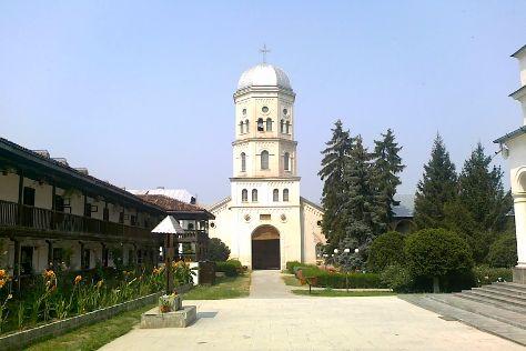 Cocoș Romanian Orthodox Monastery, Niculitel, Romania