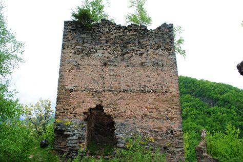 Colt Citadel, Hunedoara, Romania